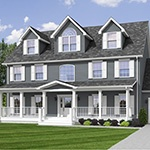 modular home two story 150 150 - Zero Net Energy Modular Homes in 2020