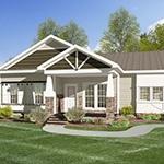 modular home N Ranch 150 150 - Five Benefits of Modular Construction